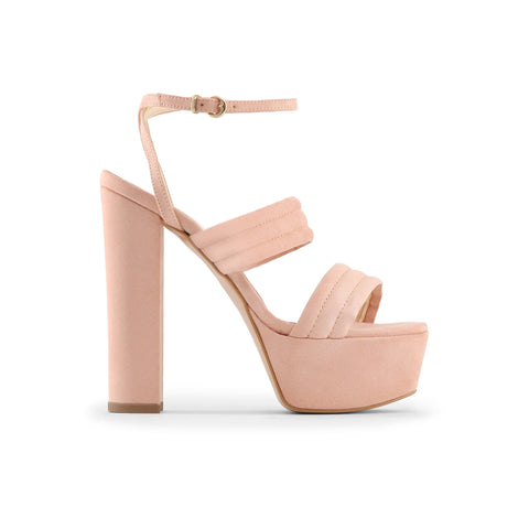 Made in Italia lightpink Women Sandals