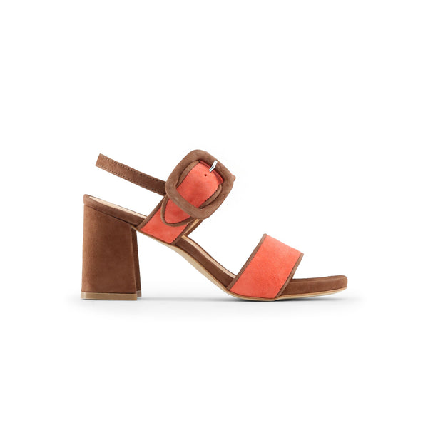 Made in Italia sienna,salmon Women Sandals