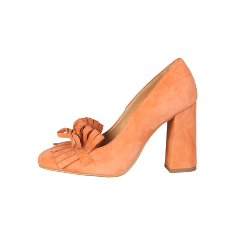 Made in Italia Orange Women Pumps & Heels
