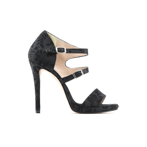 Made in Italia Black Women Sandals