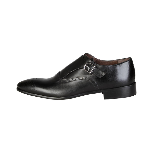 V 1969 Black Men Flat shoes