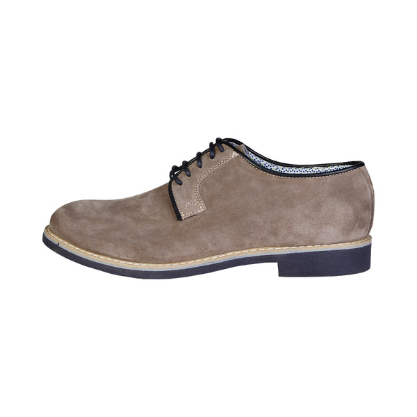 Made in Italia Beige Men Lace up