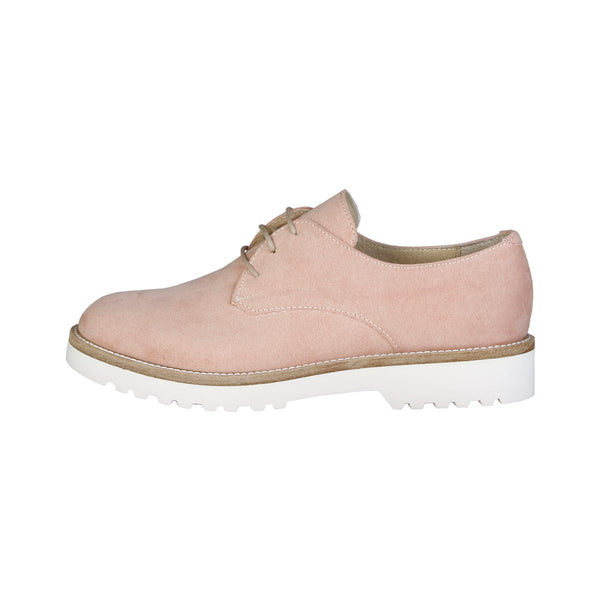 Made in Italia Pink Lace up