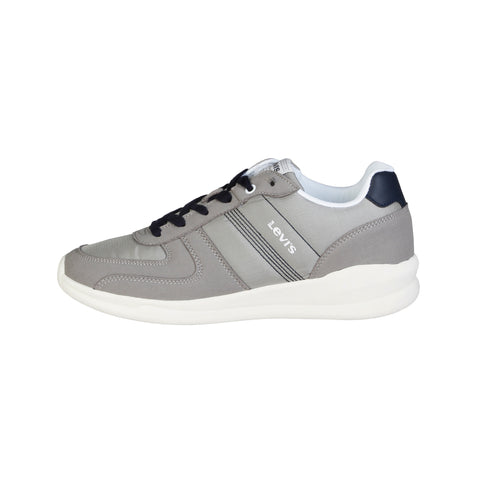 Levis Grey Men Sneakers