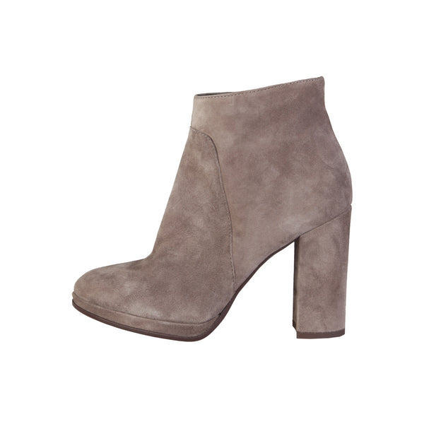 V 1969 gray Women Ankle boots