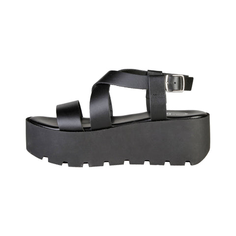 Ana Lublin Black Women Sandals