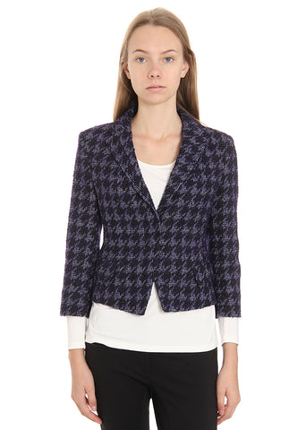 Patrizia Pepe Black Formal jacket