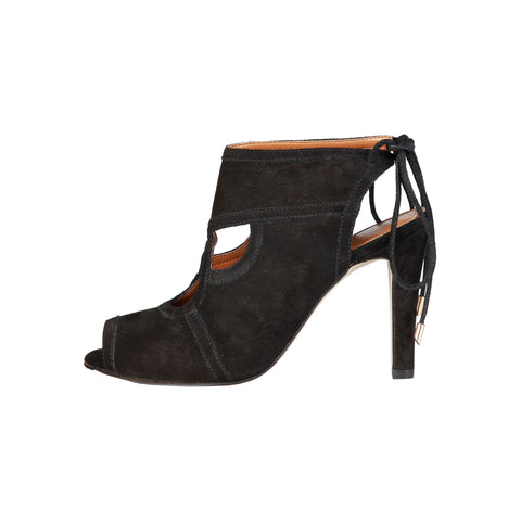 Pierre Cardin Black Women Sandals