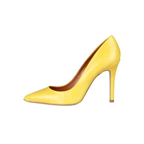 Pierre Cardin Yellow Women Pumps & Heels