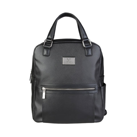 V 1969 Black Men Rucksacks