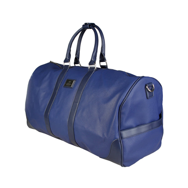 V 1969 Blue Unisex Travel bags