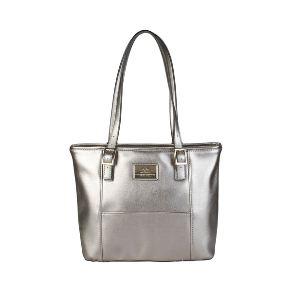 V 1969 Silver Women Shoulder bags