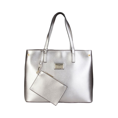 V 1969 Grey Women Shoulder bags