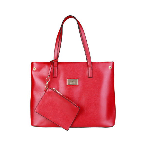 V 1969 Red Women Shoulder bags
