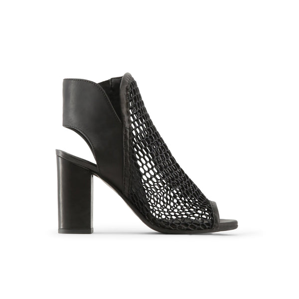 Made in Italia Black Women Ankle boots