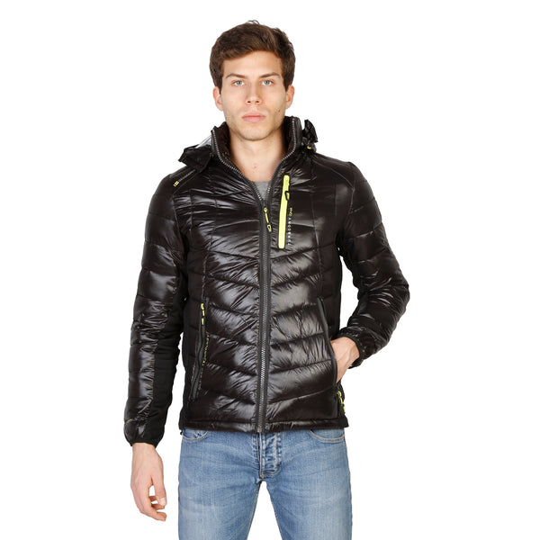 Geographical Norway Black Jackets