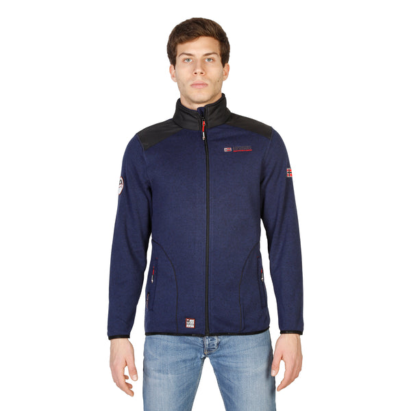 Geographical Norway Blue Sweatshirts