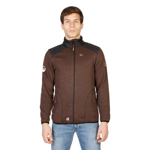 Geographical Norway Brown Sweatshirts