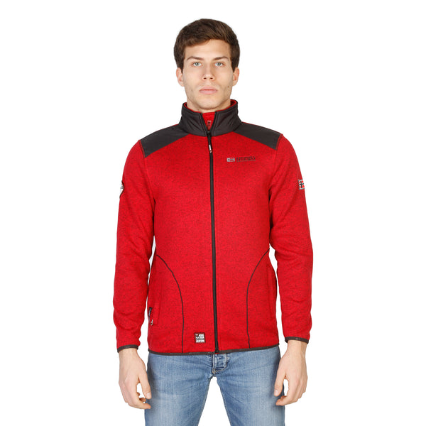 Geographical Norway Red Sweatshirts