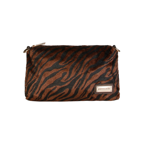 Pierre Cardin Brown Clutch bags