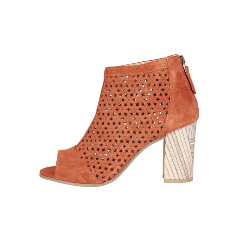 Pierre Cardin Brown Women Ankle boots