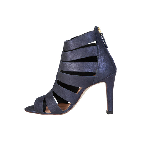 Pierre Cardin Blue Women Sandals