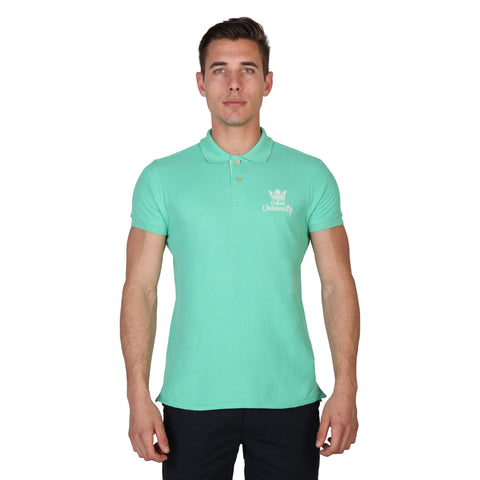 Oxford University Green Men Polo