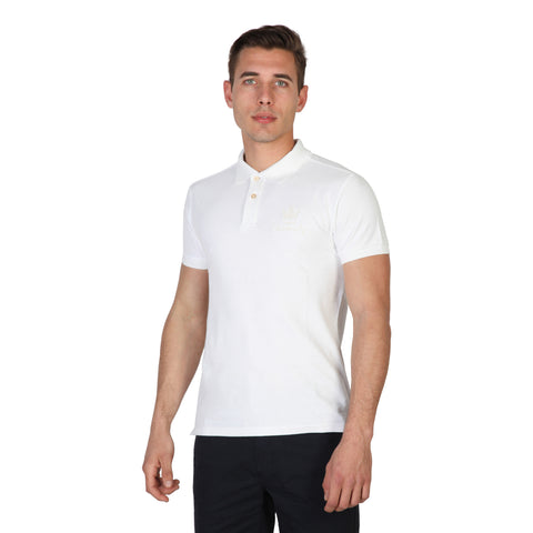 Oxford University White Men Polo