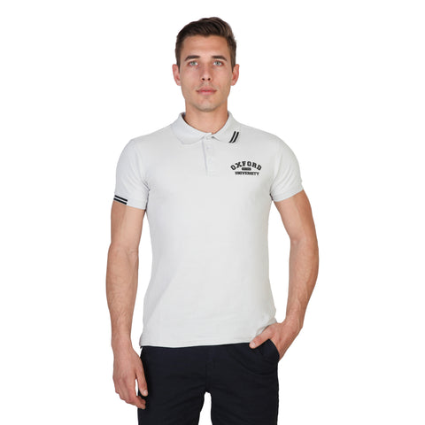 Oxford University Grey Men Polo
