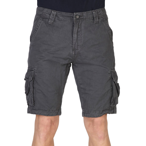Oxford University Grey Men Short