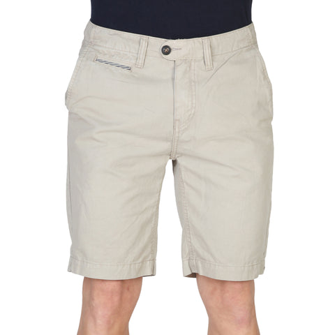 Oxford University Brown Men Short