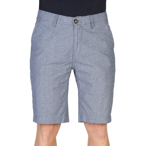 Oxford University Blue Men Short