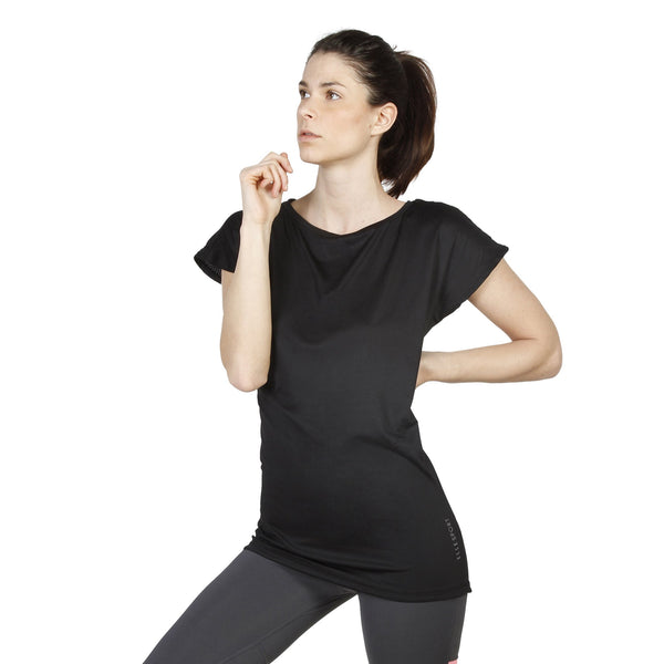 Elle Sport Black T-shirts