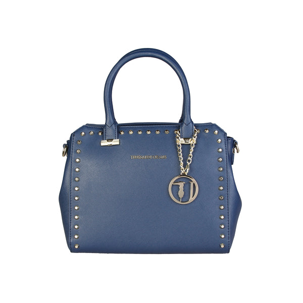 Trussardi Blue Handbags