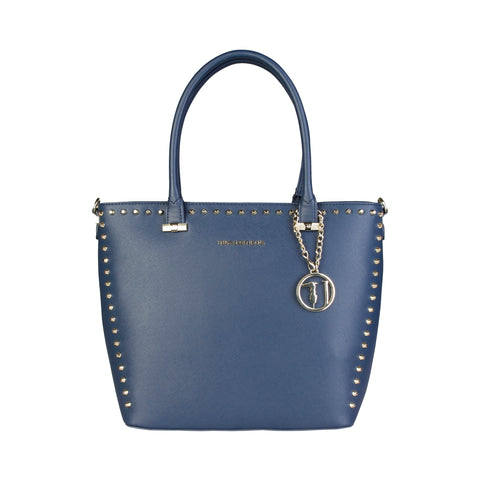 Trussardi Blue Shoulder bags