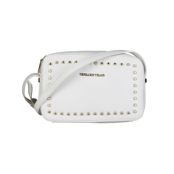 Trussardi White Crossbody Bags