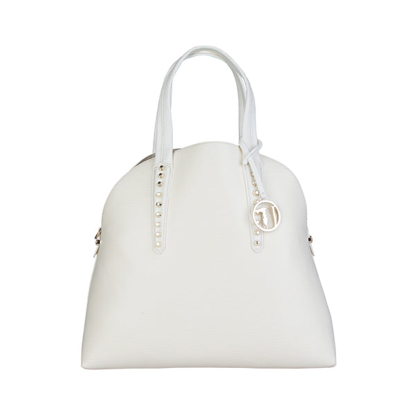 Trussardi White Handbags