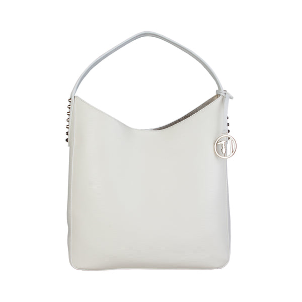 Trussardi White Shoulder bags