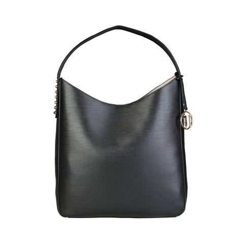 Trussardi Black Shoulder bags