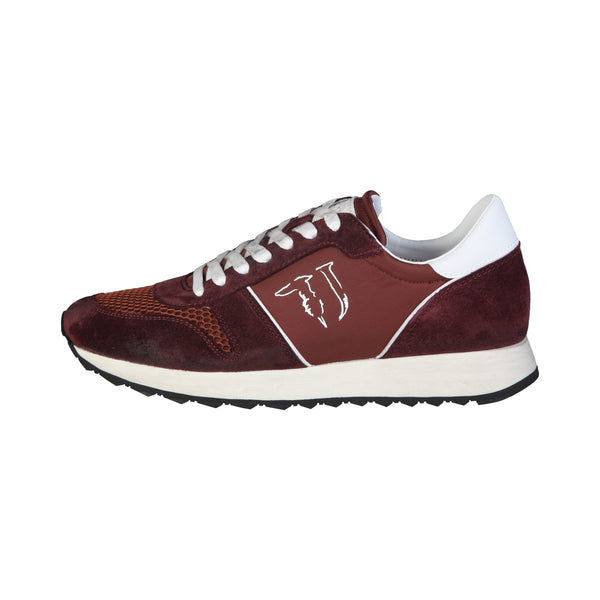Trussardi Red Men Sneakers