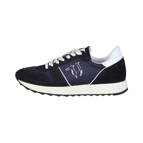 Trussardi Blue Men Sneakers