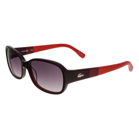 Lacoste Red Sunglasses