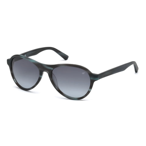 Web Black Sunglasses