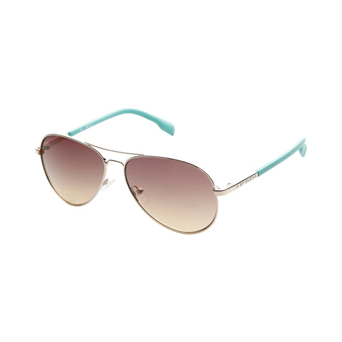 Guess gold,saddlebrown Women Sunglasses