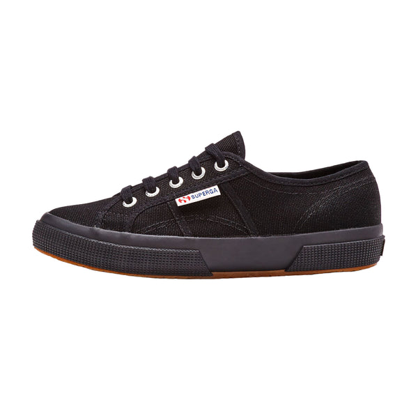 Superga Black Unisex Sneakers