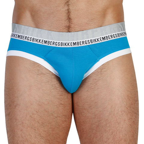 Bikkembergs Blue Men Brief