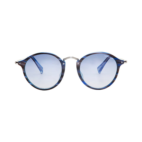 Made in Italia Blue Unisex Sunglasses