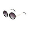 Made in Italia Black Women Sunglasses