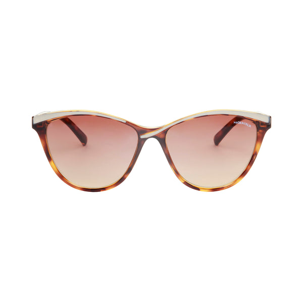 Made in Italia Brown Women Sunglasses