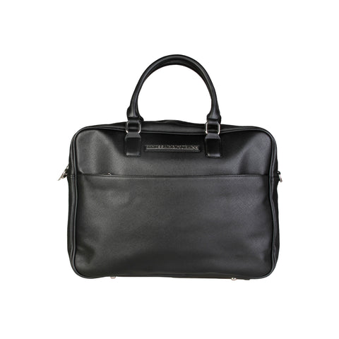 Trussardi Black Men Briefcases